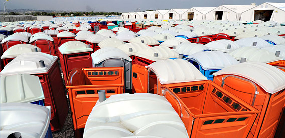 Champion Portable Toilets in Yorba Linda, CA